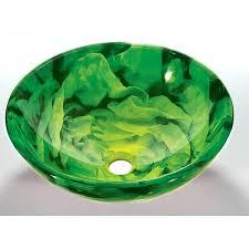 green sink legion furniture tempered glass vessel sink bowl green green stink bug uk