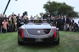 Monterey 2011: Cadillac Ciel Concept Photo Gallery - Autoblog