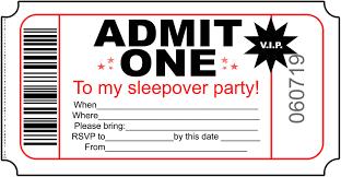 free sleepover invitation templates sleepover party invitation template under fontanacountryinn com