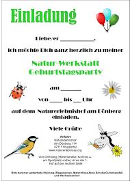 Einladung Kindergeburtstag Ohne Motto Design