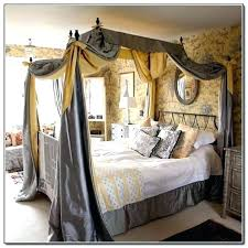 California King Canopy Bed Frame Adorable Elegant Ideas With Home ...