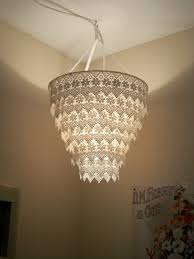 Diy Chandelier Wonderful Diy Chandelier Lamp 33 Diy Lighting Ideas Lamps Amp