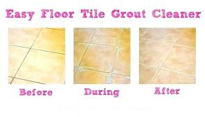 how to clean tile and grout save cleaning ceramic tile grout haze