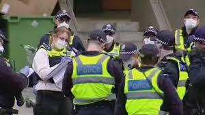 Key points nsw mandates masks at sydney cricket ground, bars more suburbs from attending. Masks Made Mandatory In Australia S Coronavirus Hot Spot State Victoria National Globalnews Ca