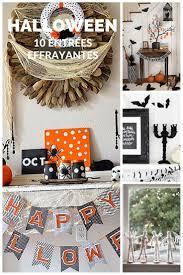 10 entres effrayantes pour Halloween sur Deco.fr