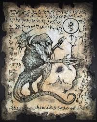cthulhu cult rituals necronomicon fragments occult dark art pagan demon magick