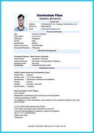 Best Resume Template Malaysia Resumecurriculum Vitae Template Msn ...