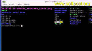 How to rename a file in CentOS - YouTube