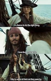 Pirates Of The Caribbean Quotes Inspiration Captain Jack Sparrow Quote Tumblr