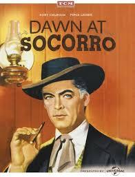Dawn at Socorro (Rory Calhoun, Piper Laurie): Amazon.co.uk: DVD ...