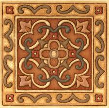 Decorative Relief Tiles Handmade Tile Decorative Tile Custom Kitchen and Bath Tile 13