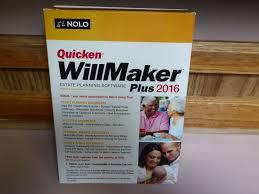 quicken willmaker plus 2016 by nolo windows disc factory sealed quicken willmaker plus 2016 by nolo windows disc factory sealed brand new