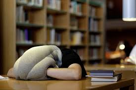 office sleeping pillow. the best thing about ostrich pillow is that it allows you to sleep anywhere may look silly doing this will definitely appeal commuters who office sleeping w