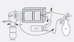 t8 fluorescent ballast wiring diagram images ballast wiring ballast wiring on philips advance metal halide diagram