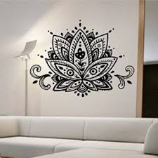 very attractive design lotus flower wall art best of decal vinyl home from amazon metal wood carving pink white on metal lotus flower wall art with picturesque design lotus flower wall art ishlepark