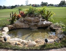 Backyard Ponds Diy Backyard Pond And Landscape Water Feature Save A Lot Of Money