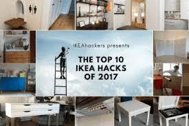 ikea furniture hack. Presenting The Top 10 IKEA Hacks Of 2017 Ikea Furniture Hack 2
