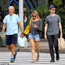 The responsibility falls on the media to handle women responsibly and to apply the. Sienna Miller Is Joined By Her Ex Tom Sturridge And Her Father Edwin On Stroll In New York City Daily Mail Online