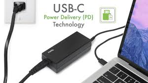 charge almost any laptop with plugable s usb c pd 60 watt charger