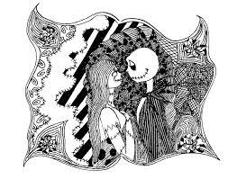 Halloween L Etrange Noel Mr Jack Coloriage Halloween