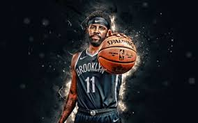 The nets moved on from new jersey after 35 seasons, jumping rivers to brooklyn and opening up barclays. Kyrie Irving Jersey Wallpaper Home Screen Kyrie Irving Wallpaper Brooklyn Nets 3104573 Hd Wallpaper Backgrounds Download
