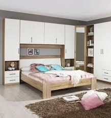 Rauch Sammy High Gloss White And Oak Bedroom Furniture.£65 £519.