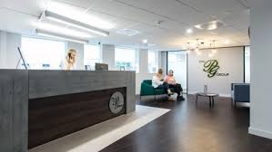 Real Estate Offices Officelovin' Delectable Real Estate Office Interior Design