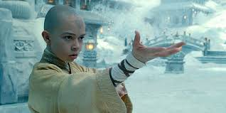 movie review the last airbender starring dev patel and noah ringer last airbender