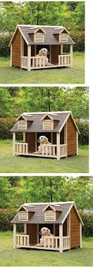 Creative Dog Houses Best 25 Outdoor Dog Houses Ideas On Pinterest Dog Kennel And