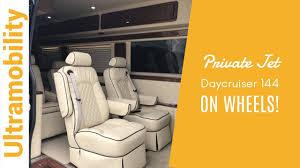 Midwest Auto Design Luxury Touring Van Daycruiser 144 Rv By Midwest Automotive Designs