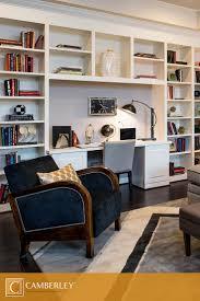 built in white shelves makes storing your favorite books or showcasing your best bookshelf decor