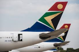 grounded south africans plane due