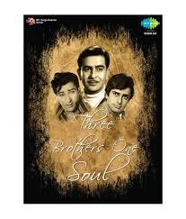 Three Brothers One Soul Audio Cd Hindi