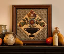 15 unexpected uses for a single quilt block - Stitch This! The ... & Framed quilt block from Simple Graces Adamdwight.com