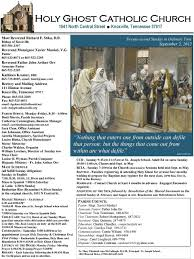 Holy Ghost Catholic Church - PDF Free Download