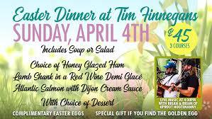 46+ irish easter dinner ideas. Easter2021 Tim Finnegans Irish Pub