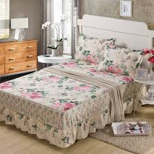 bed skirts for sale. Delighful Bed Hot Sale Printed Home Colchas Princess Bedding 100 Cotton One Piece  Beautiful Fancy Bed Skirts Elastic Ruffles Twin Size 006in Skirt From  On For E
