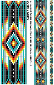 Native American Bead Patterns
