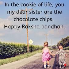 Happy Raksha Bandhan Unique Picture Quotes And Messages For Your