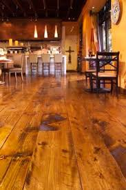 carlisle wide plank floors eastern hit or miss white pine floors in a restaurant the