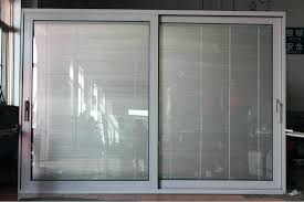 sliding doors with built in blinds sliding patio doors with built in blinds large pella sliding