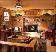 Stunning Arts And Crafts Style Homes Interior Design Contemporary .