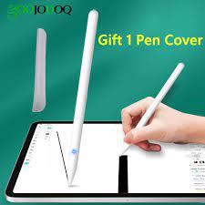 GOOJODOQ Bút Cảm Ứng Thứ 8 Cho iPad Bút Chì Với Lòng Bàn Tay Từ Chối Độ  Nhạy Nghiêng Bút Chì Từ Cho iPad Pro 11 12.9 2020 Cho Apple Pencil 2 +