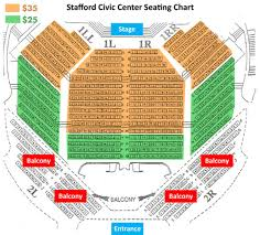 Stafford Center Seating Chart Tickets For Popovich Comedy Pet Theater In Houston From Showclix