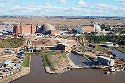 Resultado de imagen para centrales nucleares argentinas