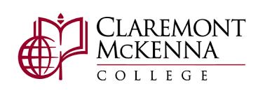 Micro-Internships for Claremont McKenna College
