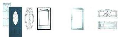 front door glass inserts front door window inserts window inserts for exterior doors entry doors glass