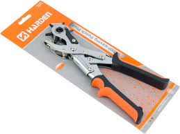 heavy duty belt leather round hole puncher punch tool plies 2 0 4 5mm pliers