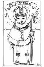 Small Picture St Nicholas Standing Pinteres