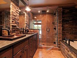 rustic bathroom. rustic bathrooms | bathroom b